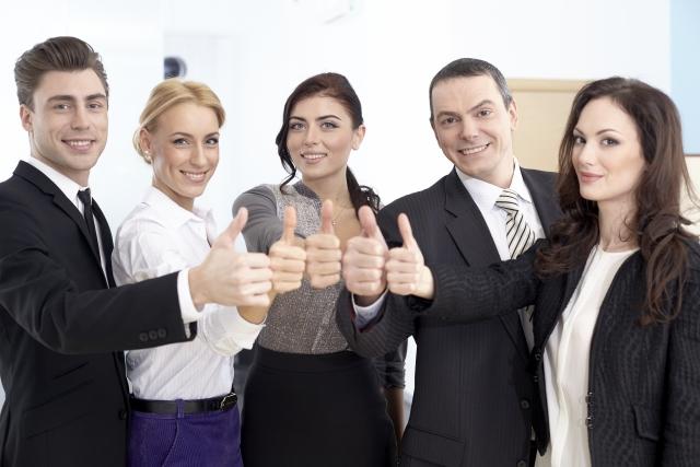 女性中心の社内チーム